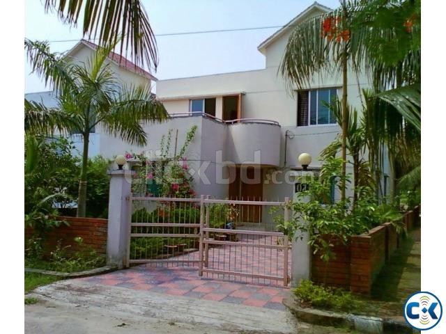 Independent Dream 2 Story 1500 sft House for sale | ClickBD large image 1