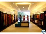 Showroom,retail store, interior design