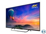 75 sony bravia x8500c 4k 3d led andrawaid tv.