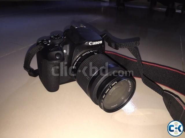 Canon EOS 700D with 18-55mm Lens | ClickBD
