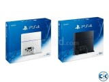 PS4 brand new made in Japan stock ltd