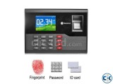 Fingerprint Time Attendance System A-C121 Time and Attendanc