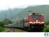 KOLKATA TO DELHI TRAIN TICKETS