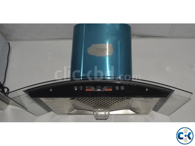 Brand New Auto Clean Filter Kitchen Hood Italy | ClickBD large image 1