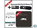 H96 Plus Android 5.1 Lollipop Amlogic S905 2G 16G KODI 4K TV