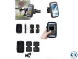 Weather Resistant Bike Mount Holder Case all Phone Plus