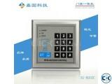 Gate access control machine