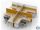 Office work station interior design-UD..25