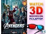 NVIDIA 3D Glass 3D Movie Box Pack Dhaka City