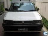 Toyota Corolla Ltd 1991