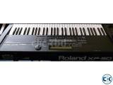 brand new Roland XP 50 keyboard