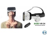 BOBO VR Z4 with headphone and Game-pad