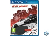 Sony PSVITA GAME Available in BD