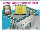 Central water treatmen