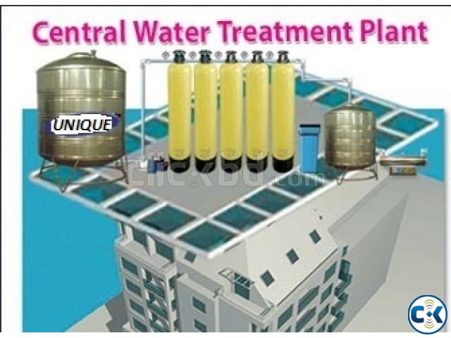 Central water treatmen | ClickBD large image 0