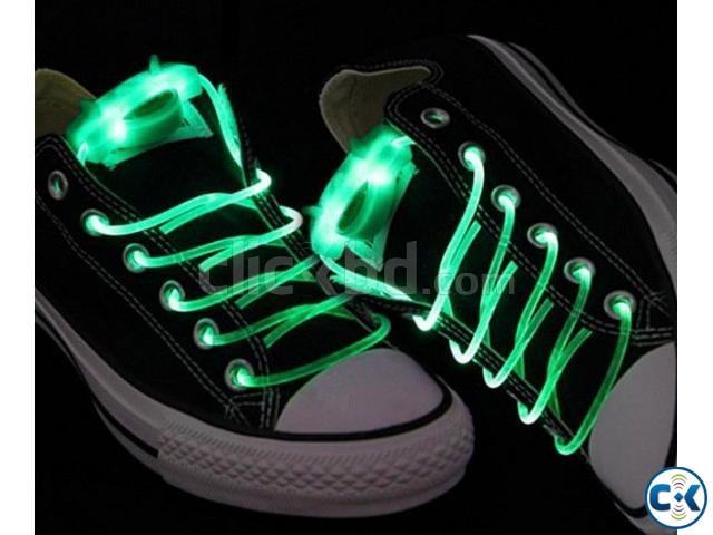 LED Shoelaces | ClickBD large image 0