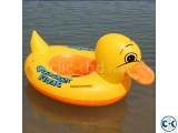 Duck Design Kids Baby Swimming air boat
