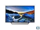 40'' SONY BRAVIA W650D FULL HD  SAMI SMART LED TV