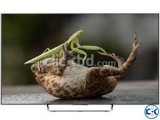55 SONY BRAVIA W800C FULL HD 3D ANDROID LED TV.