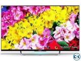 75 SONY BRAVIA X8500 4K UHD 3D INTERNET LED TV
