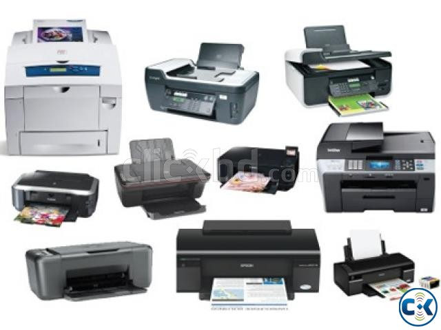 Printer servicing | ClickBD large image 1