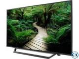48'' SONY BRAVIA W650D FULL HD  SAMI SMART LED TV.