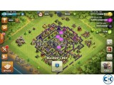 Clash of Clans ID TH 9