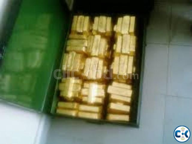Reliable Gold Dore Bars Dust Bullion and Diamond | ClickBD large image 0