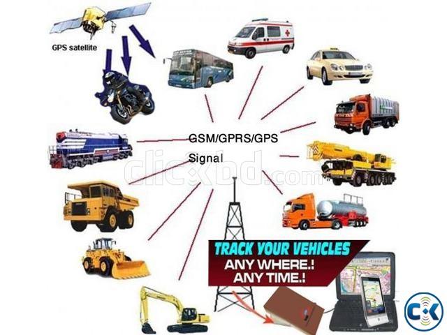 Motor Bike GPS Tracking Security Device | ClickBD large image 0