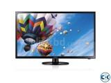 Description  Samsung H4003 TV has 24″ LED display, HD ready