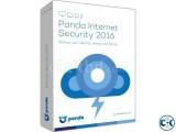 Panda Internet Security 2016 1USER