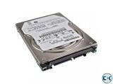 Toshiba 500 GB hard disk drive