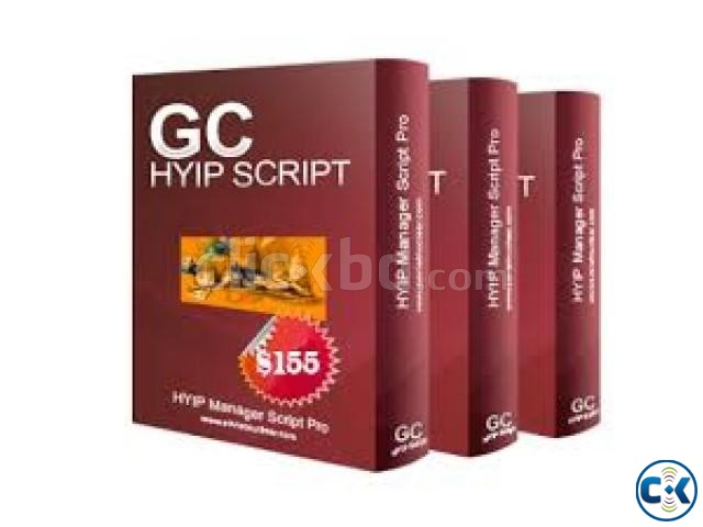 hyip script selling | ClickBD large image 3