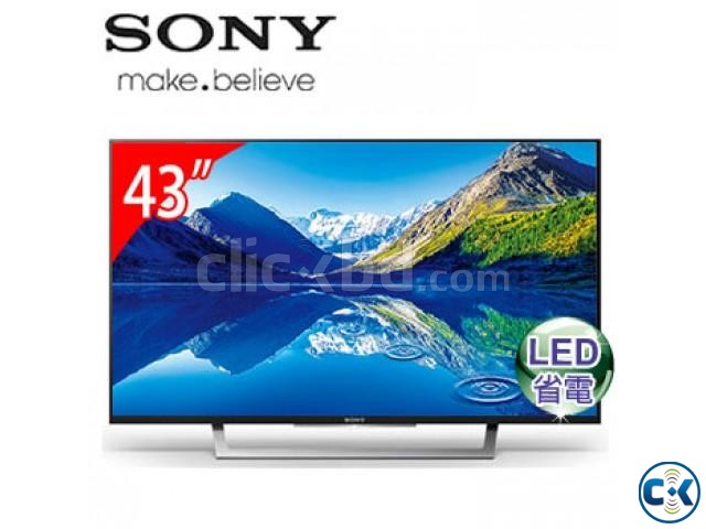 sony tv 43. tv led 43 sony w750d full hd smart | clickbd large image 0 sony tv