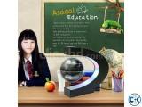 C Shape Magnetic Levitation Floating Globe
