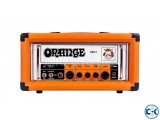 Orange OR Series OR15H 15W Compact Tube Guitar Amplifiers