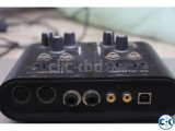 M-AUDIO M-TRACK Plus external Sound Card