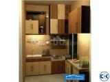 Kitchen Cabinet with Decoration BDKC-02