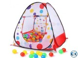 Kids Tent House with Ball
