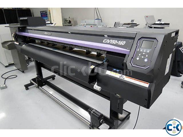 Mimaki CJV150-160 64 printer cutter | ClickBD large image 0
