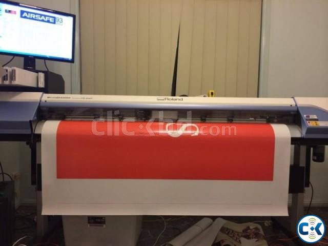 Roland VersaCAMM VS-640i 64 Printer Cutter | ClickBD large image 1