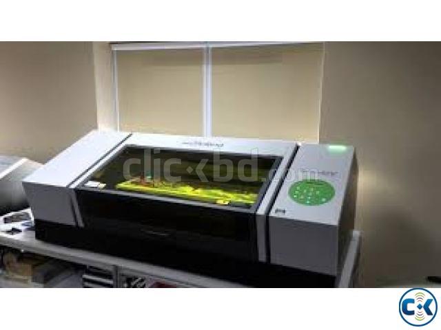 Roland VersaUV LEF-300 Benchtop UV Flatbed Printer | ClickBD large image 0