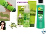 PURE TEA TREE FACE & HAIR CARE BUNDLE FROM UK