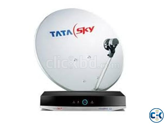 Tata sky Dish Tv Full set up | ClickBD large image 0