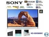 55 inch X Series BRAVIA 4K 3D TV