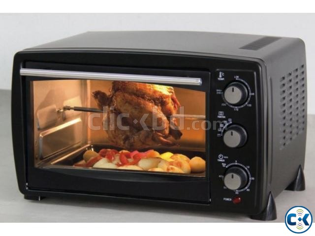Brand New National Electric Oven-25l From Malaysia | ClickBD large image 0