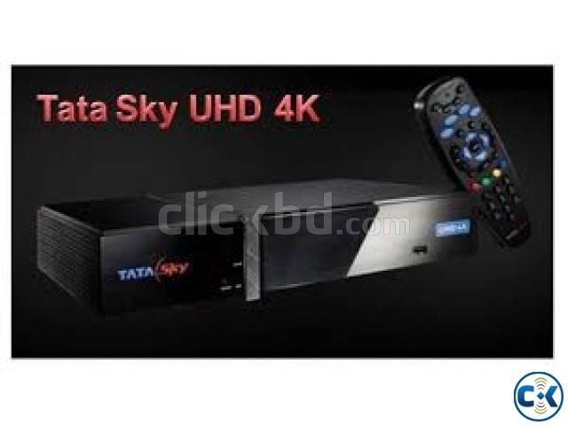 Tata Sky Hd Plus 4K 4 1080 Full Instalation | ClickBD large image 0