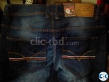 Alcott Original Jeans Stich 100 export Quality