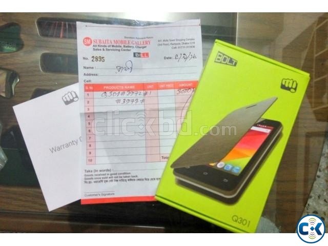 MICROMAX BOLT Q301 | ClickBD large image 2