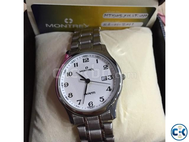 Montrex Watch - used | ClickBD large image 0